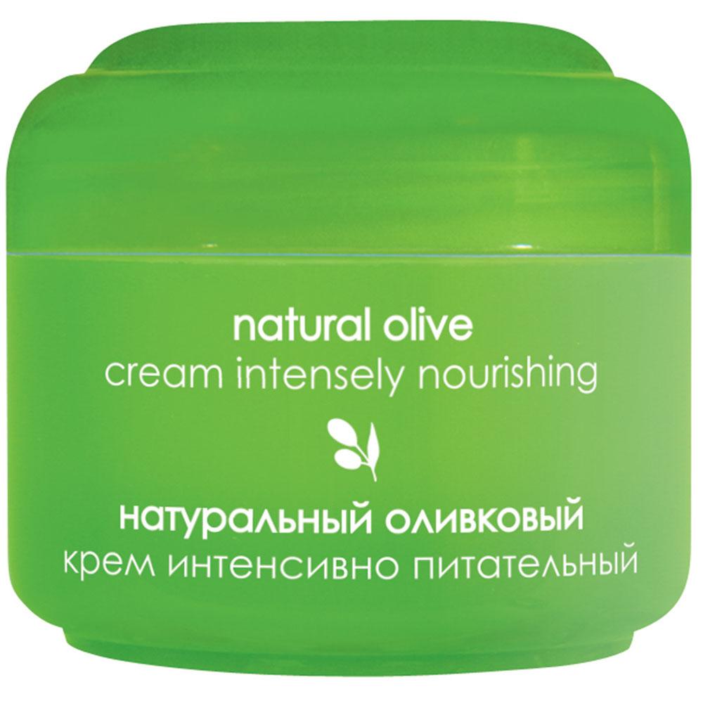 Оливковый крем интенсивно питательный 50 мл
