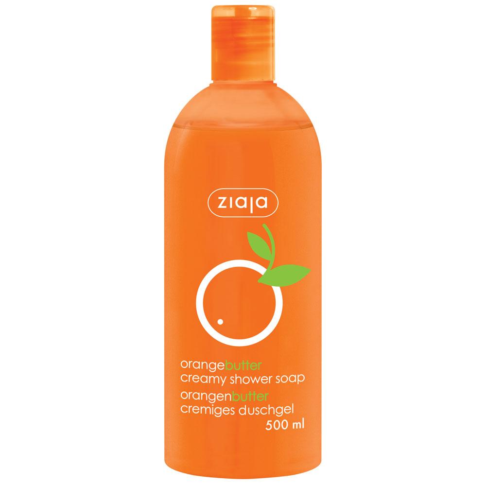 Крем-мыло для душа Апельсиновое Масло 500 мл
