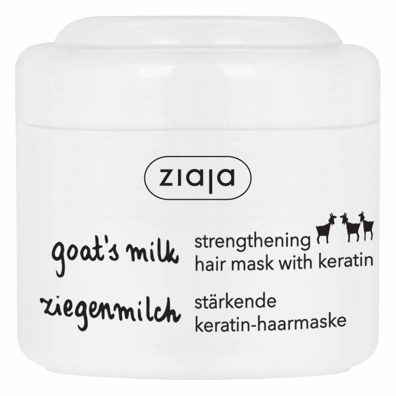 Маска для волосся Козине молоко 200 мл