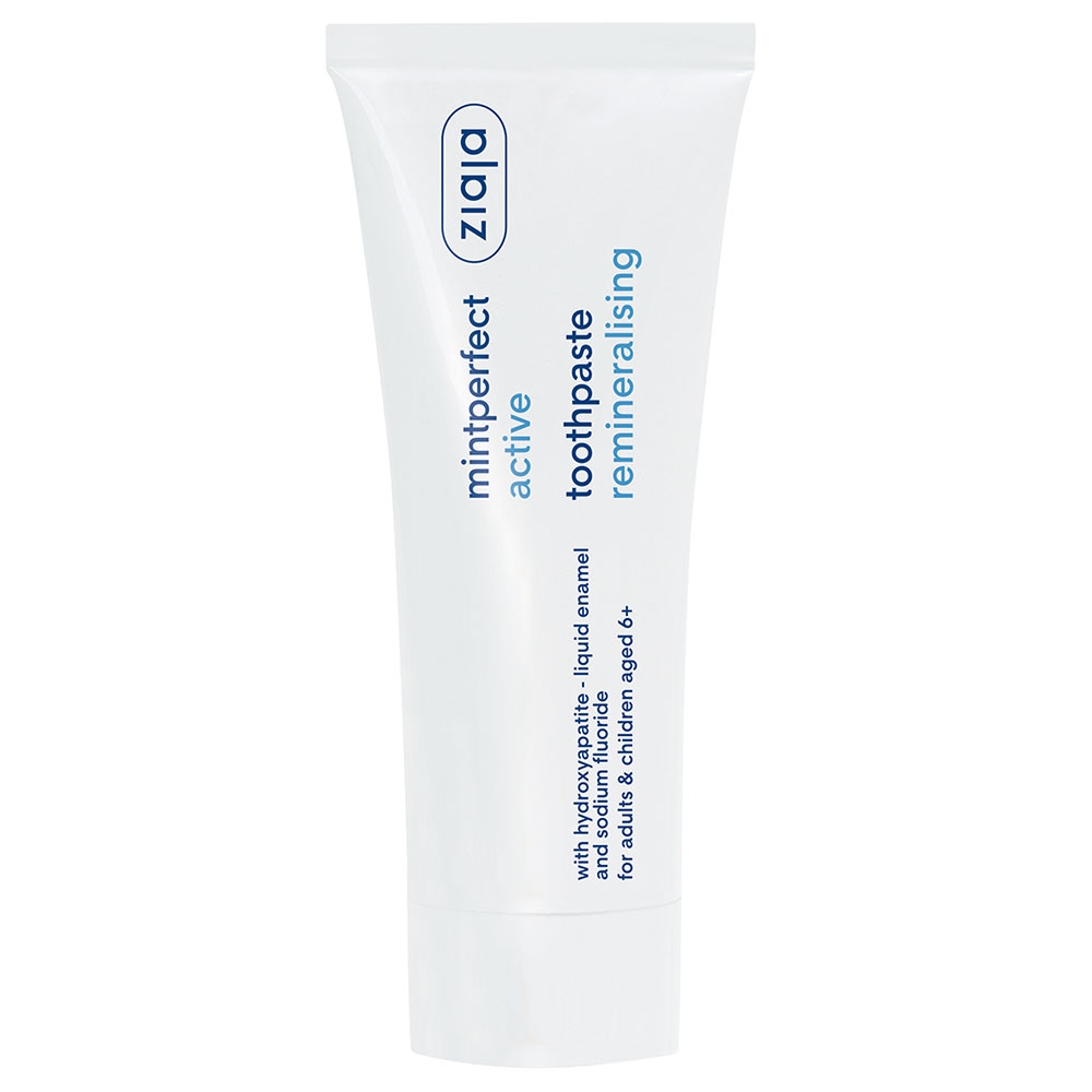 Зубная паста MINTPERFECT ACTIV реминерализация 75 мл