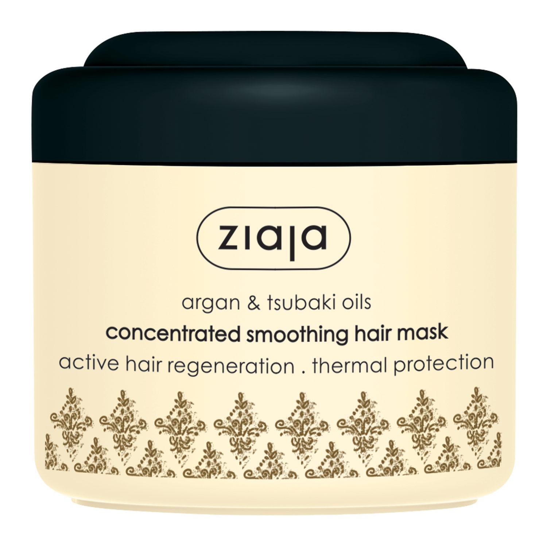 Концентрированная маска для волос Масло Аргана и Камелии 200 мл