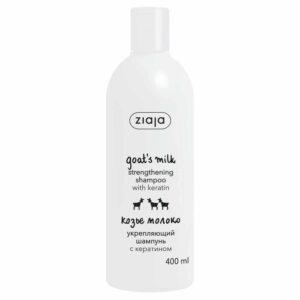 Шампунь для волос Козье молоко 400 мл