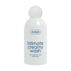 Кремовий засіб для інтимної гігієни з гіалуроновою кислотою 200 мл
