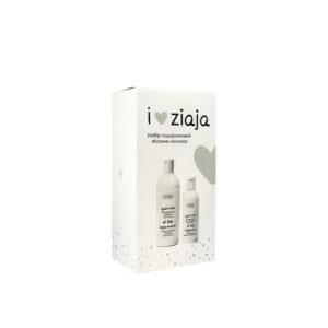 Набір подарунковий для догляду за волоссям Козине молоко