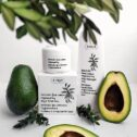 Крем для обличчя і рук з маслом авокадо