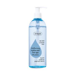 Увлажняющая мицеллярная вода для сухой кожи 390 мл