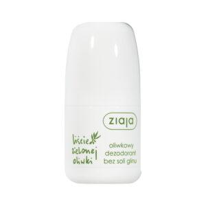 Оливковый дезодорант шариковый без соли алюминия, 60 мл