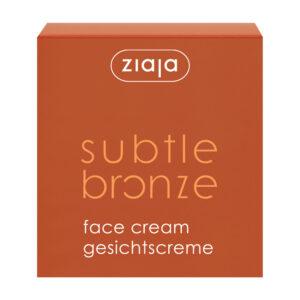 Бронзуючий крем для обличчя Subtle Bronze, 50 мл